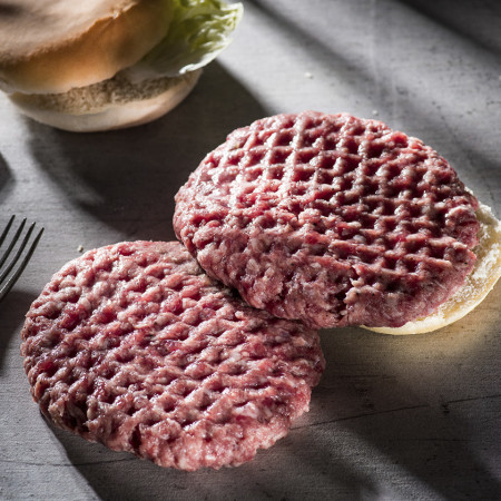 Hamburger de vită Black-Angus