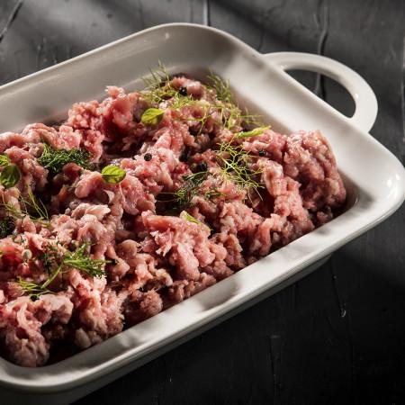carne tocata porc