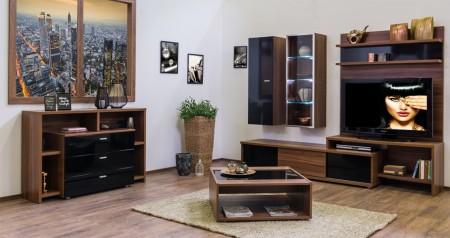 Bling B 28-F-B/J falra függeszthető szekrényelem - elem a Bling bútorcsaládból