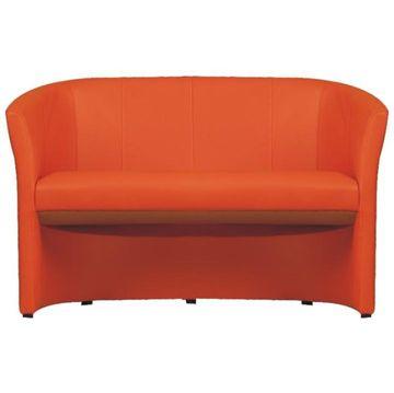 CUBA dupla fotel narancssárga színben