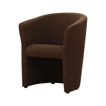 CUBA fotel barna színben