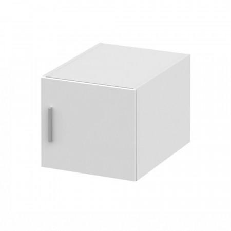 INVITA TYP 6 - Felsőszekrény szekrényhez, fehér