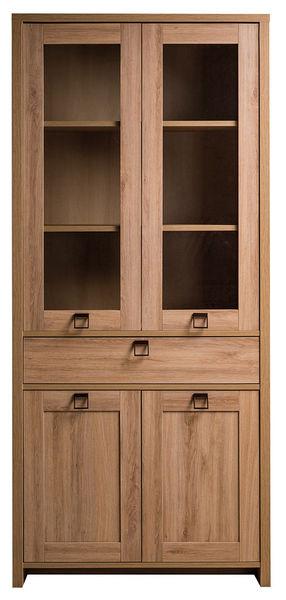 MR-2Ü vitrines szekrény - Farmer elemes termékcsaládból