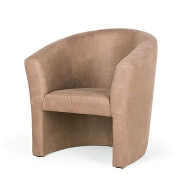 BERTA Elegant fotel drapp