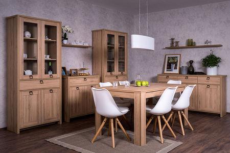 MR-11 étkezőasztal - Farmer elemes termékcsaládból