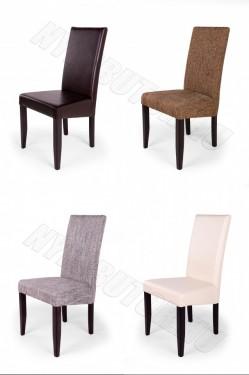 Berta étkező garnitúra, Berta asztallal, és 4 db Berta székkel