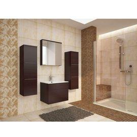 MASON mosdó alatti szekrény wenge színben