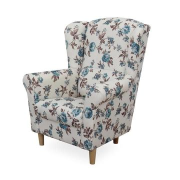 CHARLOT fotel Rose 14-es szövettel