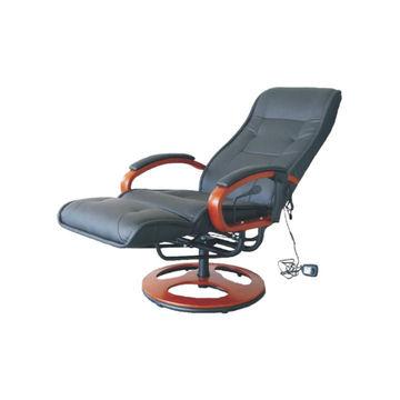 ARTUS 2 mechanikusan állítható pihenő fotel fekete színben