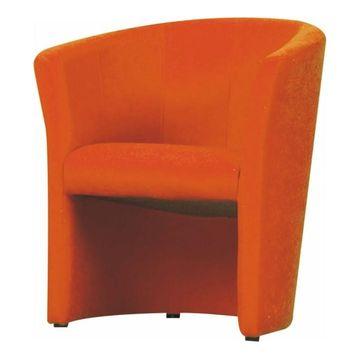 CUBA fotel narancssárga színben