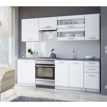 FABIANA alap konyha fehér színben