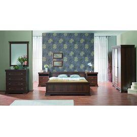 KORA ágy samoa king színben 160 cm