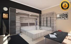 NEST áthidalós hálószoba garnitúra (ágykeret nélkül)