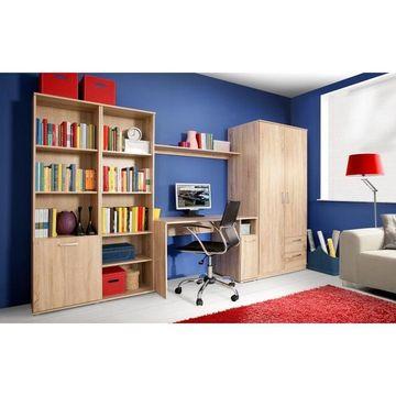 NOKO-SINGA 21 számítógépasztal sonoma tölgy színben