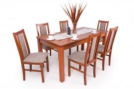 Félix étkező Berta asztallal (6 személyes)