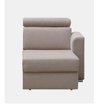 MARIETA 1B ZP teljesen kárpitozott luxus ülőgarnitúrához pamlag - jobb oldali kivitelben