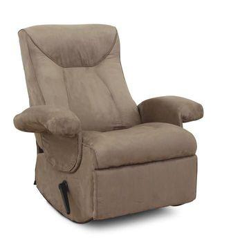 SUAREZ mechanikusan állítható pihenő fotel szürke színben