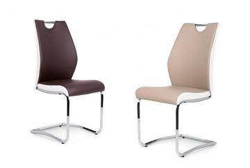 Flóra 160 SanRemo asztal + 6 db Adél bézs szék