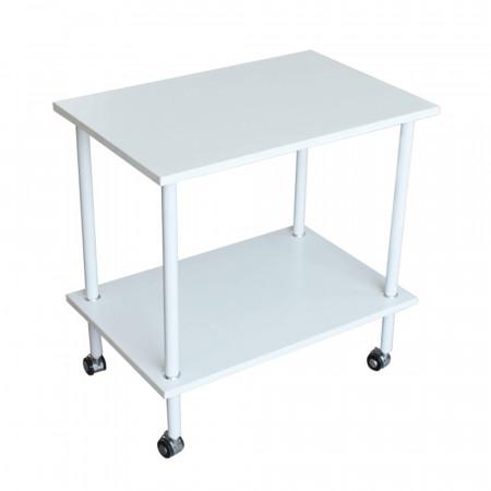 LABON - Kisasztal, matt fehér