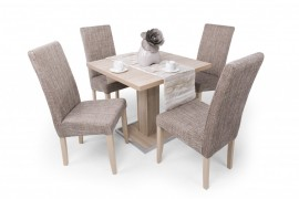 Cocktail asztal (80cm x 80cm)