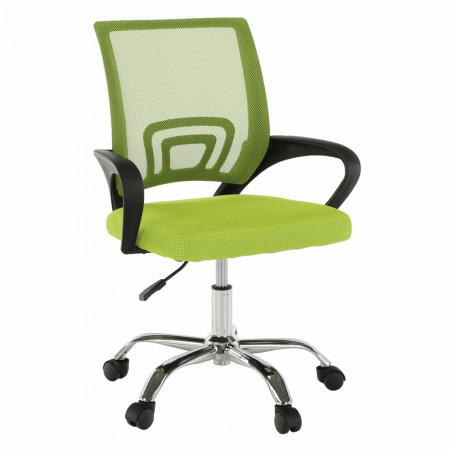 DEX 2 NEW - irodai szék, zöld/fekete