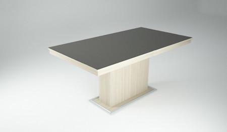 Flóra Plusz 3D étkezőasztal (6 személyes)
