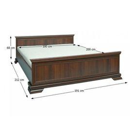 KORA ágy samoa king színben 180