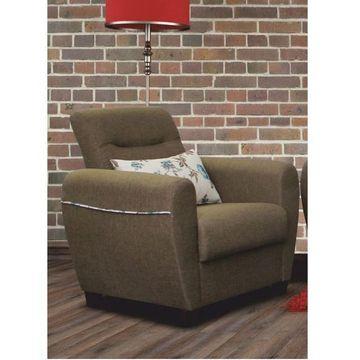 MILO fotel barna színben