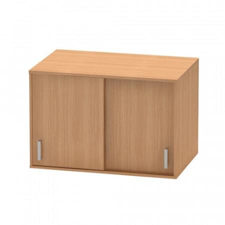 BETTY 4 BE04-005-00 - Két ajtós felső szekrény tolóajtóval, bük