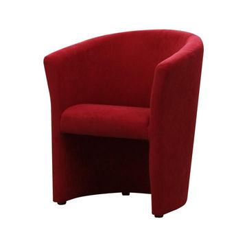 CUBA fotel piros színben