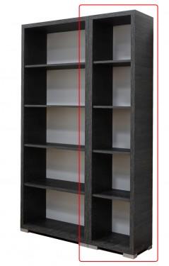Könyvespolc 45 cm