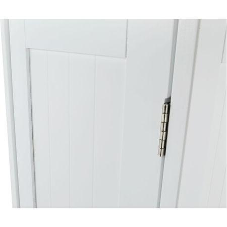 ATENE TYP 1 - Magas szekrény, fehér