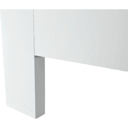 ATENE TYP 7 - 4-fiókos komód, fehér