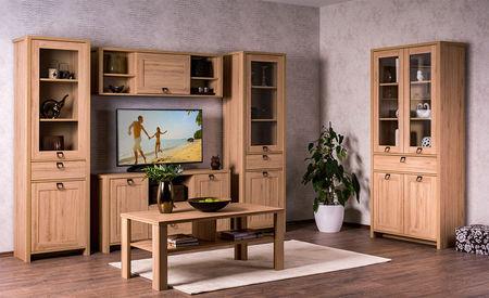 MR-5 TV szekrény - komód - Farmer elemes termékcsaládból