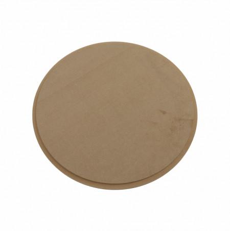 NANCER TYP 3 - kisasztal, természetes/fehér