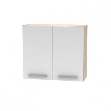 NOPL-014-OH, sonoma tölgy/fehér - Felső szekrény