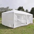 TEKNO TYP 2 - Kerti bulisátor, fehér, 3x6 m