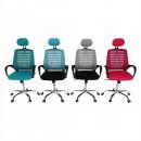 ELMAS - Irodai szék, rózsaszín