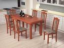 London étkező garnitúra, Pianó asztal + 6 db London szék