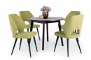 Aspen étkező Anita asztal (kör) + 4db Aspen szék