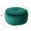 KEREM - Puff, anyag smaragd