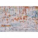 TAREOK - Szőnyeg, sokszínű, 67x120 cm