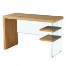 ENRIK - Konzol asztal, tölgy