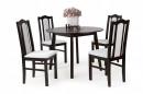 London étkező Anita asztal (kör) + 4db London szék