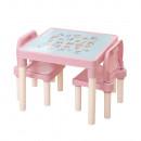 BALTO - Gyerek szett 1+2, rózsaszín/korall
