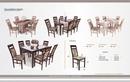 Léna étkező Berta asztallal (6 személyes)