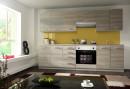 Anikó-HiTeak konyha összeállítás 1 (260cm)