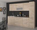 Kalen konyha összeállítás 260cm 3