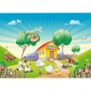 JENNY - Szőnyeg, színes, 150x100