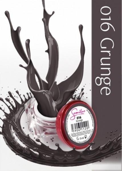 Gel color Semilac 016 Grunge